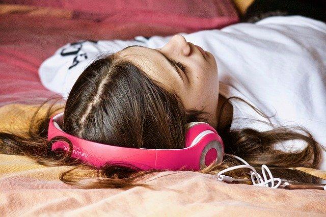 Kocham słuchać podkasty