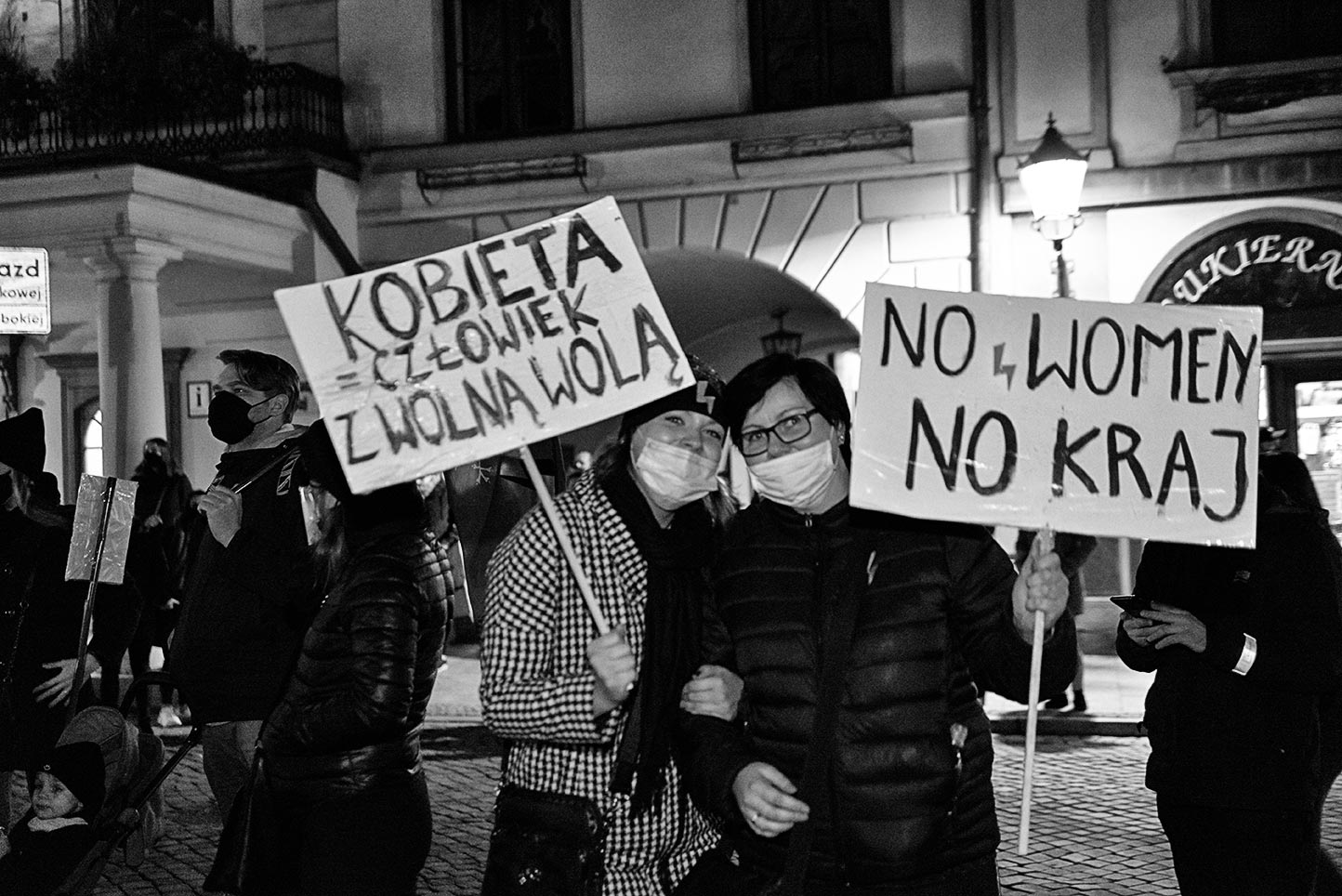 Strajk kobiet Cieszyn 2020