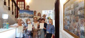 Dyplomy ukończenia szkoły od Maltalingua