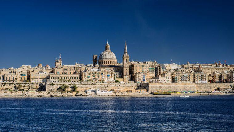 Stolica Malty - La Valetta