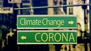 klimat a koronawirus