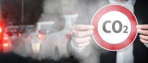 zakaz wstępu dla CO2