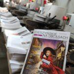 magazyn CIESZYŃSKIE NA OBCASACH opuścił drukarnię OffserDruk i Media