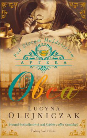 Obca, powieść Lucyny Olejniczak