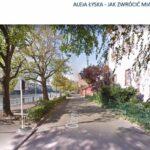 Al. łyska - zwrócić miasto ku rzece