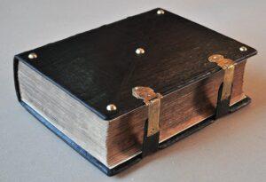 Księga po konserwacji