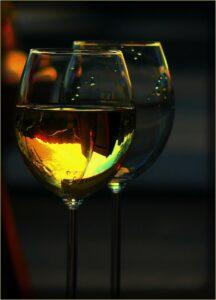 Ekonomia dnia powszedniego - wieczorny drink