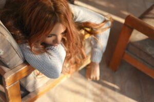 osłabienie i depresja