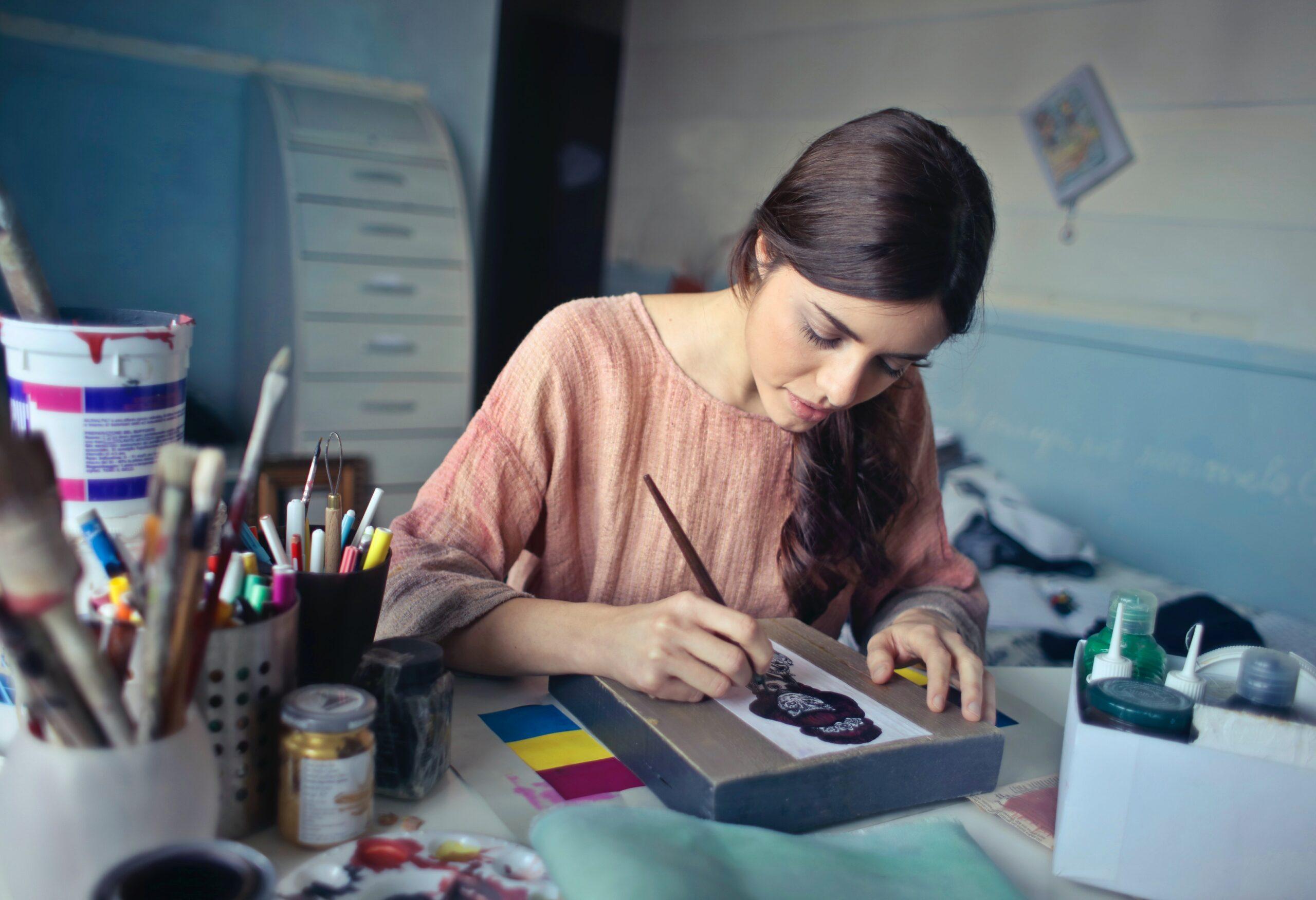 Kreatywność wspiera zdrowie w czasie pandemii