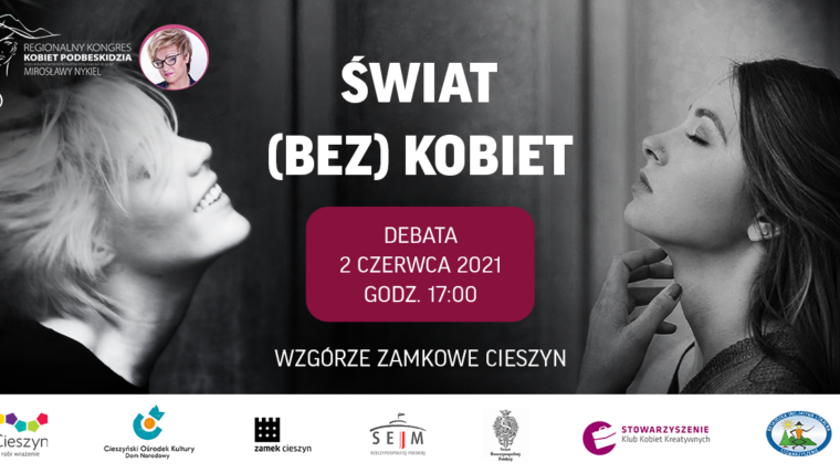Debata Świat bez Kobiet w Cieszynie