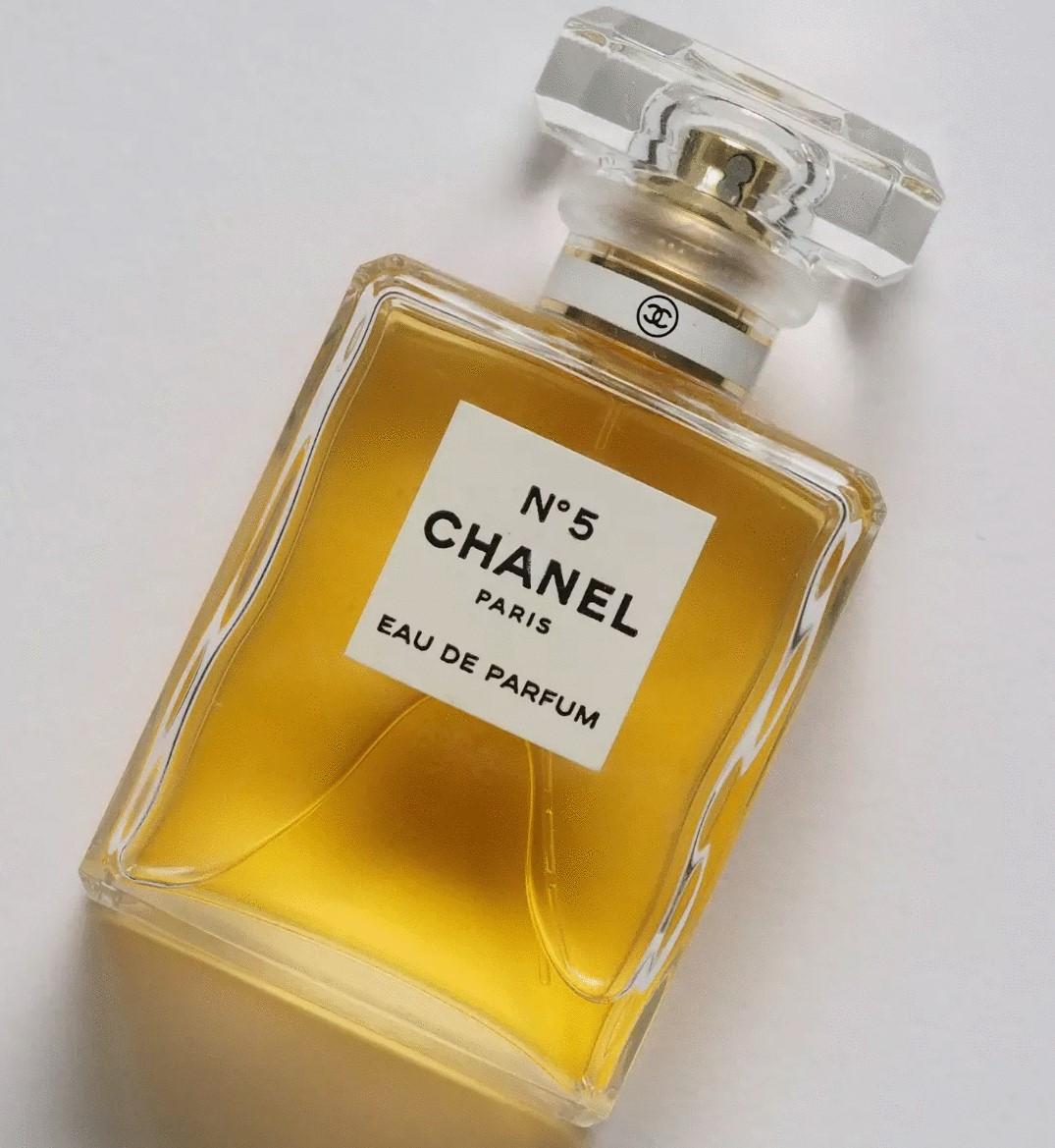 Butelka Chanel No 5