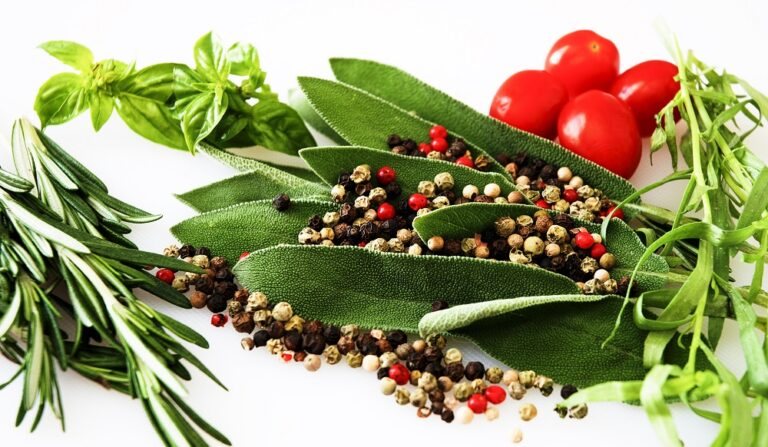 naturalne zioła