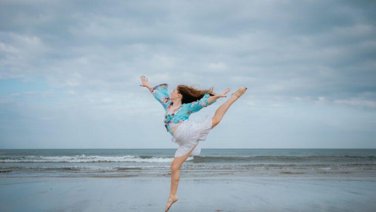 Samodzielny taniec leczy duszę, ciało i umysł