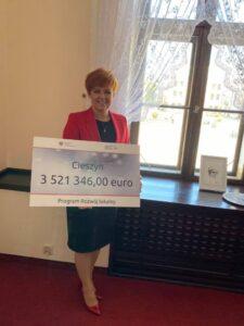 Burmistrzyni Cieszyna