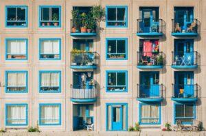 Balkony powinny być zielone