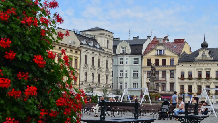 Cieszyn miastem otwartym i odzyskującym znaczenie