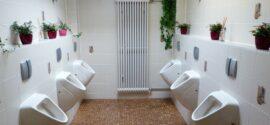 Dyskryminacja toaletowa w mieście