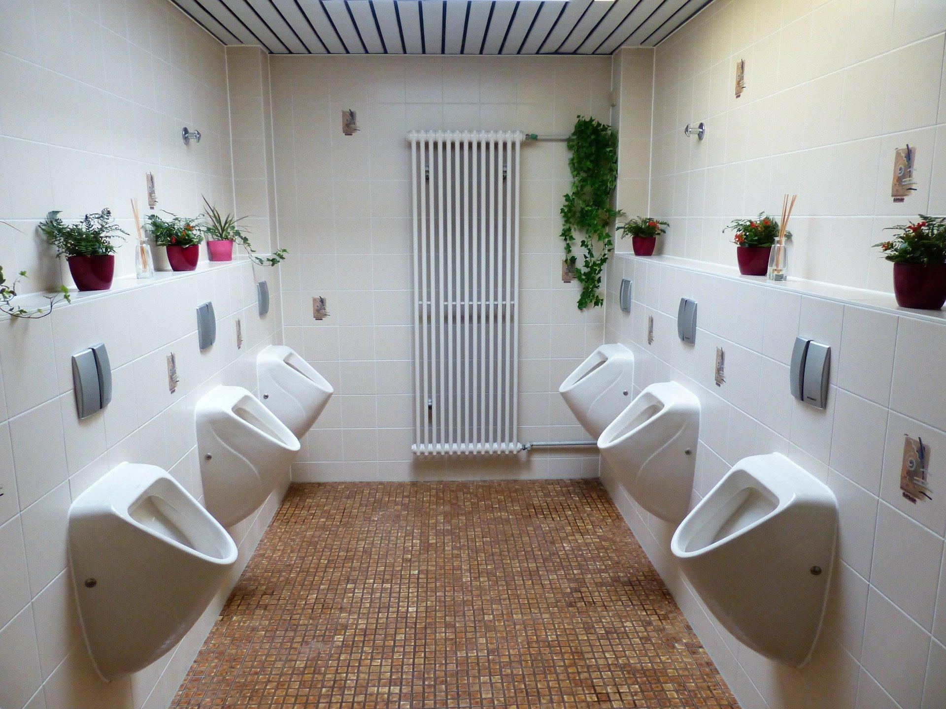 Dyskryminacja toaletowa dotyczy głównie kobiet