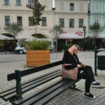 Ławki na Rynku w Cieszynie idealnym miejscem dla doceniania roli kobiet w mieście