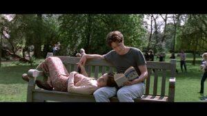 Julia Roberts i Hugh Grant w filmie Nottin Hill (1999)
