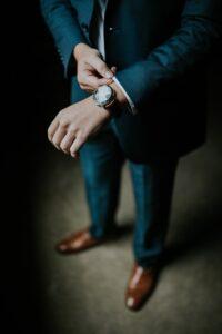 Kosztowna męska elegancja