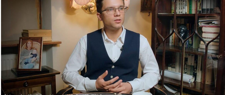 Bartosz Brzyski w rozmowie z Moniką Jaruzelską